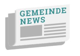 Logo Gemeinde News